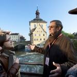 Stadtführung vor Altem Rathaus