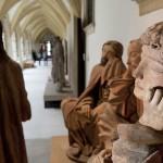 Schlafende Jünger im Diözesanmuseum