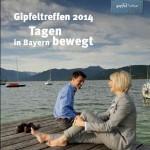 Broschürentitel Gipfeltreffen 2014