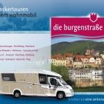 Burgenstraße Wohnmobilbroschüre
