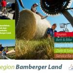"""Broschürentitel der alten Broschüre """"Radregion Bamberg"""""""