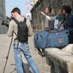 Filmaufnahmen von Marco Polo TV