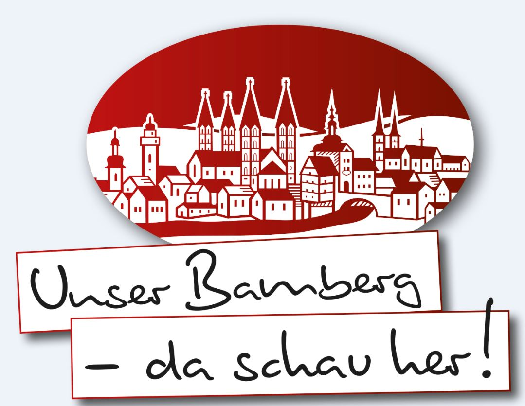 Unser Bamberg - da schau her - Logo